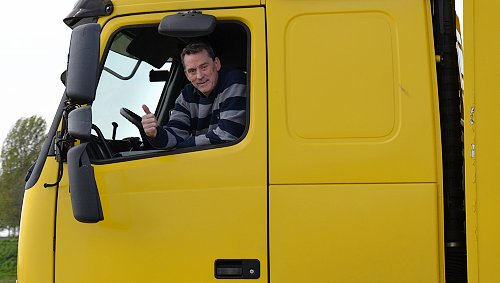 vrachtwagen Luuk