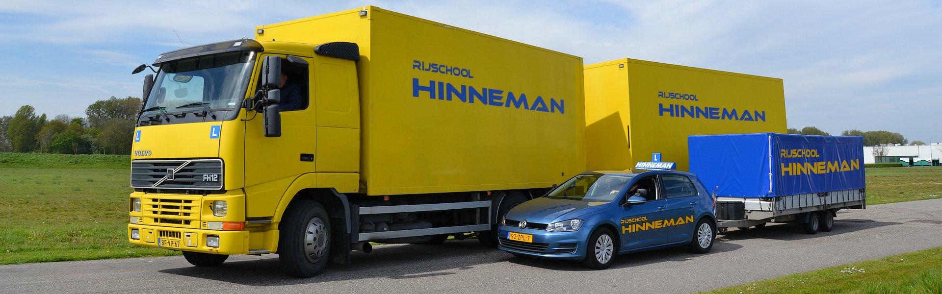 vrachtwagen-rijles